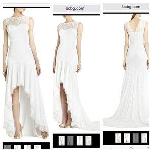 0cbc47209722 BCBGMaxAzria Dresses | Bcbg Clarissa Wedding Gown | Poshmark